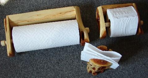 Hand Carved Diamond Willow Paper Towel Holder, Moose-R-Us.Com Log Cabin Decor