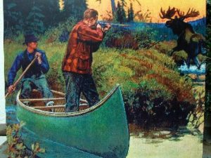 Vintage Fishing Hunting Photos