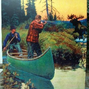 Vintage Fishing Hunting Photos