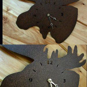 Moose Elk Deer Decor