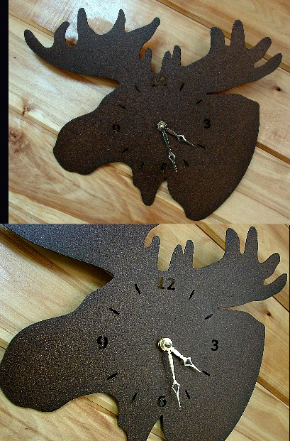 Moose Elk Deer Decor