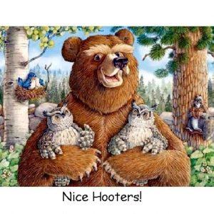 Jeffrey Severn Laughing Bear Art