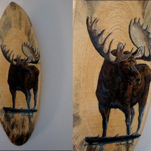 Pat King Wildlife Artist