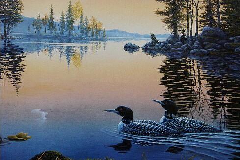 Artwork Northwoods Prints