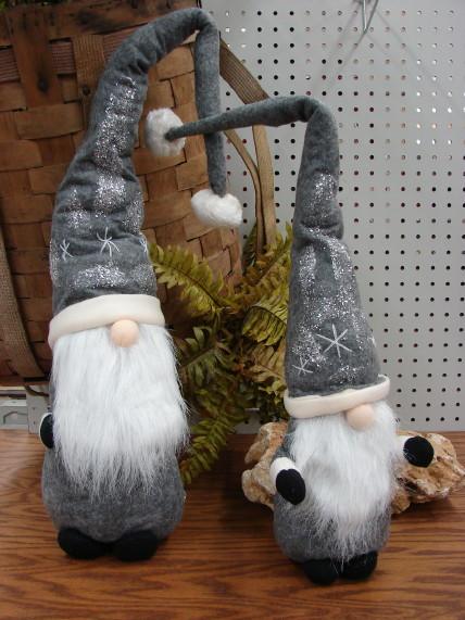 Scandinavian Gnome Mica Hat, Moose-R-Us.Com Log Cabin Decor